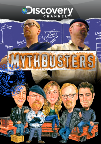 ����������� ������: ���������� ������� ����� / MythBusters: The Busters of the Lost Myths (2015) WEB-DLRip 360p by vn_tuzhilin | Jetvis Studio